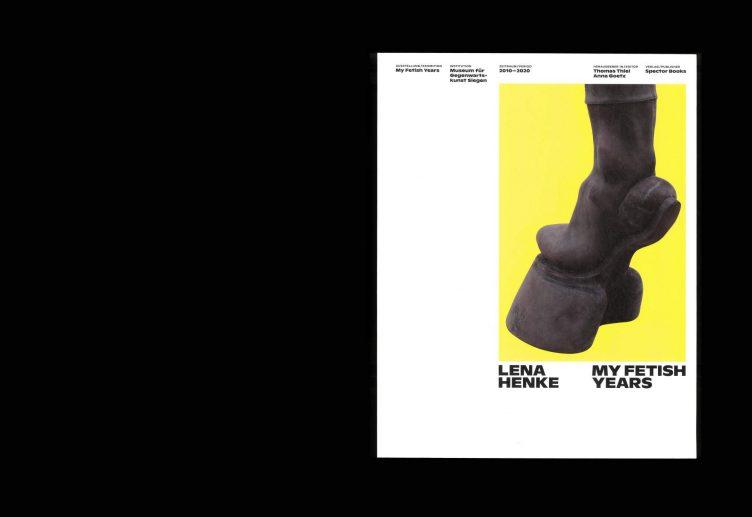 Lena Henke - My Fetish Years Cover 001