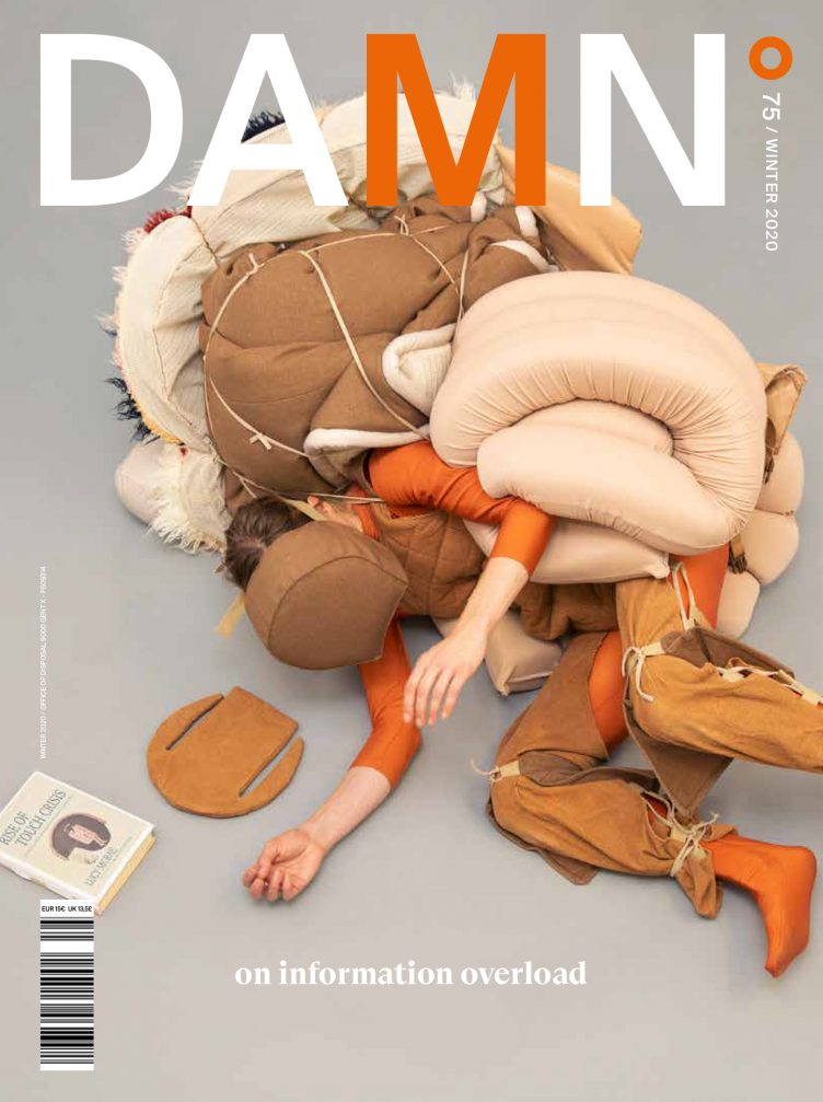 DAMN°75 Cover