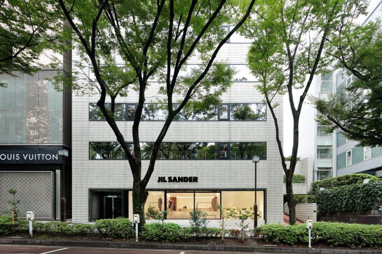 John Pawson, Jil Sander Store, Omotesandō, Tokyo, Japan 001