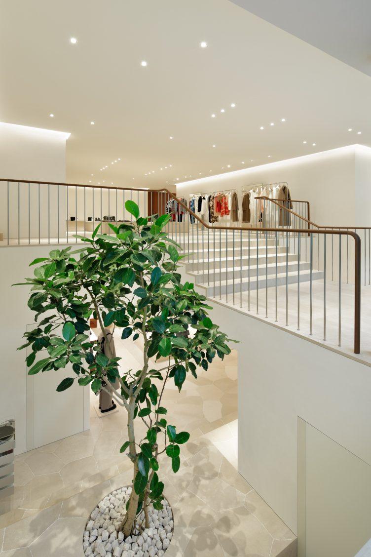 John Pawson, Jil Sander Store, Omotesandō, Tokyo, Japan 003