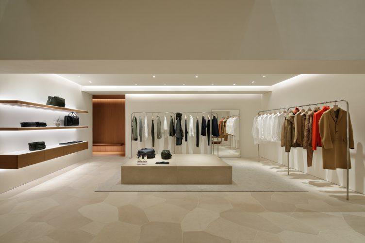 John Pawson, Jil Sander Store, Omotesandō, Tokyo, Japan 013