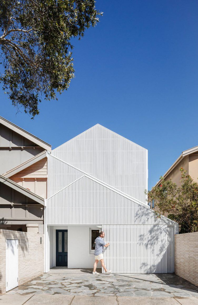 North Bondi House, James Garvan Architecture 002