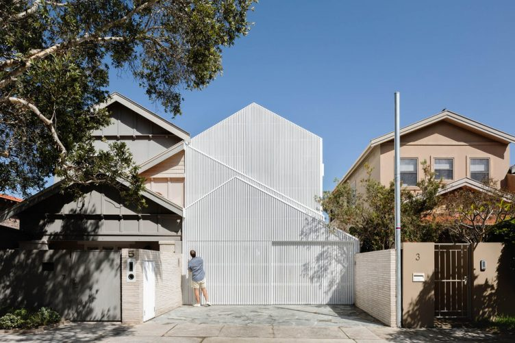 North Bondi House, James Garvan Architecture 005