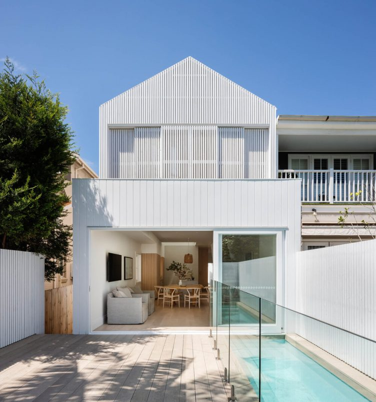 North Bondi House, James Garvan Architecture 012