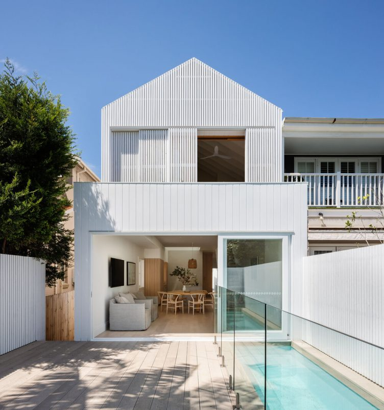 North Bondi House, James Garvan Architecture 013