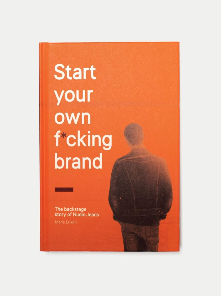 Start your own f*cking brand by Maria Erixon - Cover 001