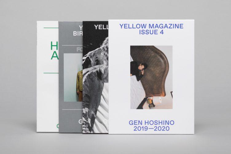 Yellow Magazine 03