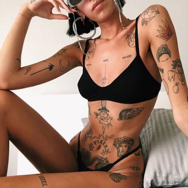 Bad Seed Small Tattoos