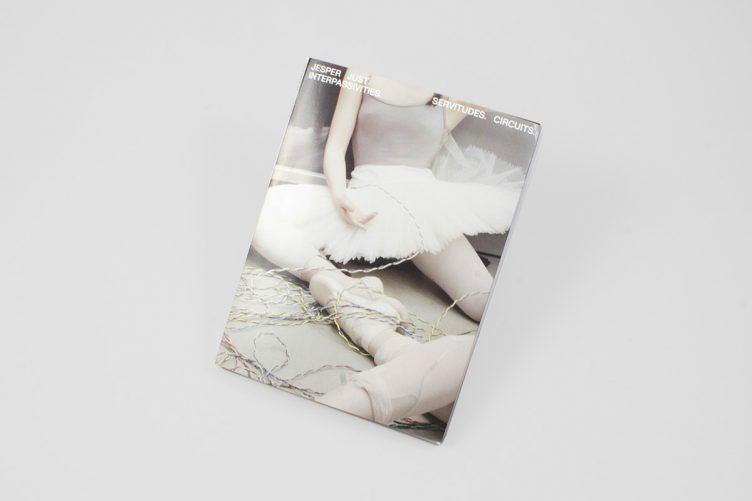Jesper Just: Servitudes. Circuits. Interpassivities. Cover 001