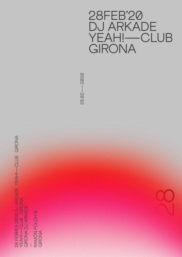 Yeah! — Club Poster