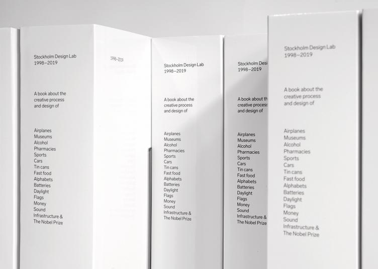 Stockholm Design Lab: 1998-2019 Cover 004