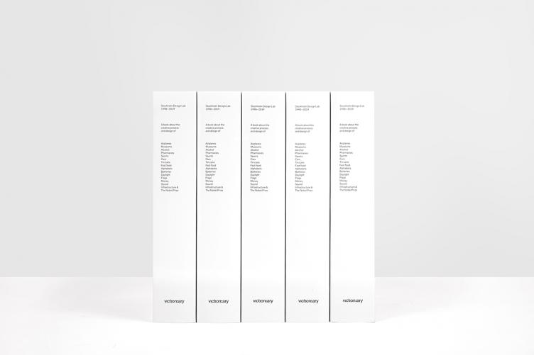 Stockholm Design Lab: 1998-2019 Spines 006