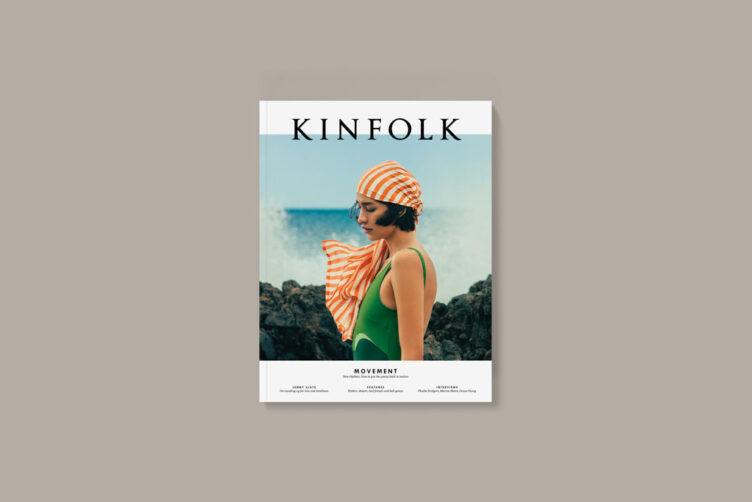 Kinfolk Issue Thirty-Six Cover 001