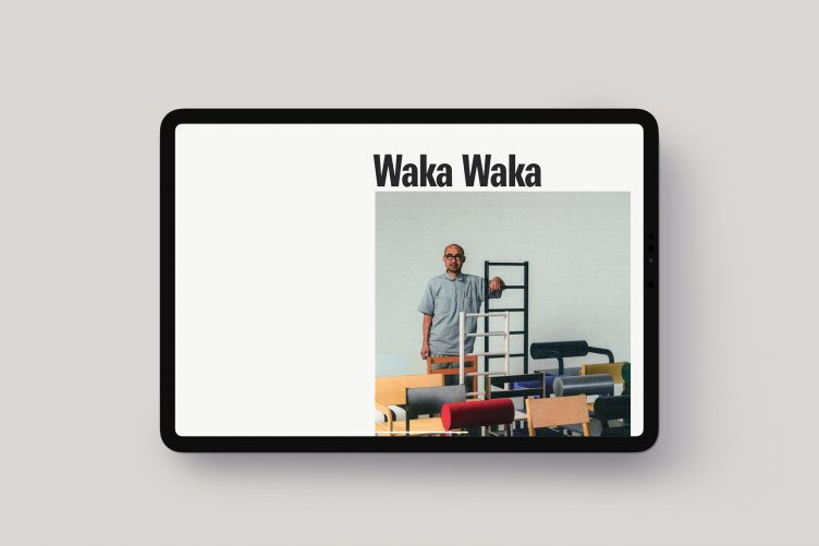 Waka Waka Collection N.02 006