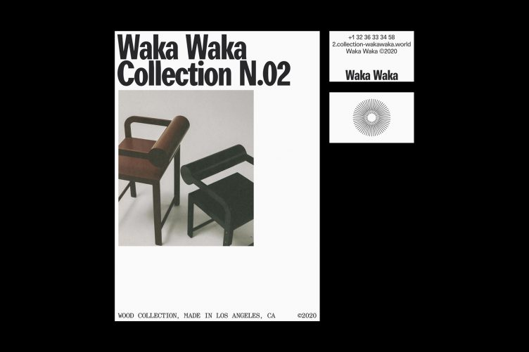Waka Waka Collection N.02 009