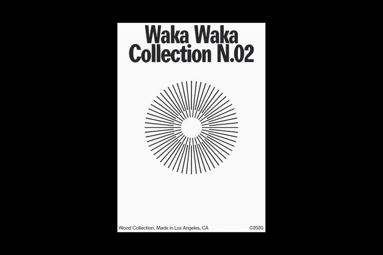 Waka Waka Collection N.02 011