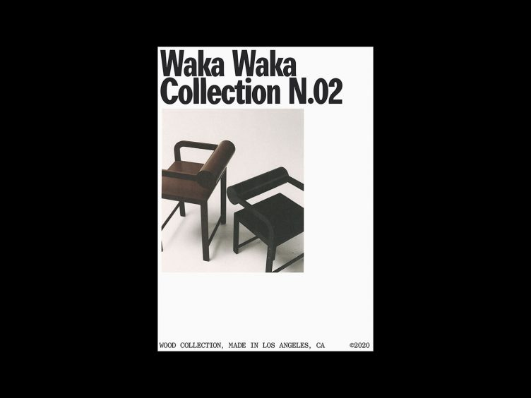 Waka Waka Collection N.02 002