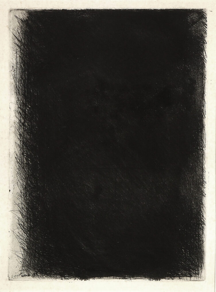 Arnulf Rainer Print Edition 02