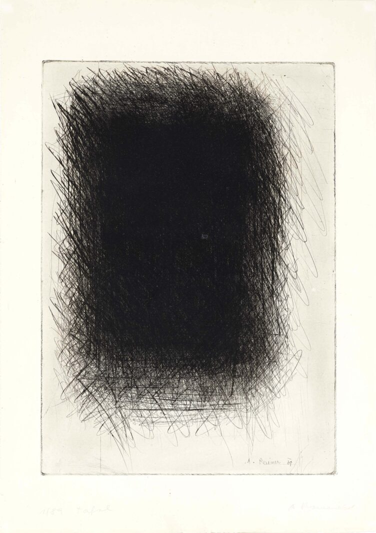 Arnulf Rainer Print Edition 03