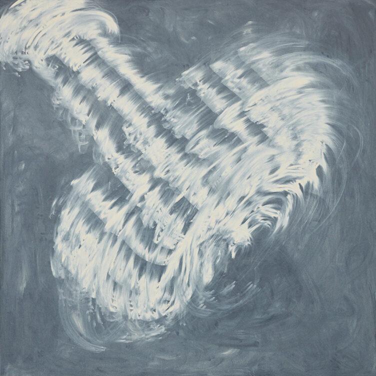Gary Simmons, Whirl-a-Girl, 2002