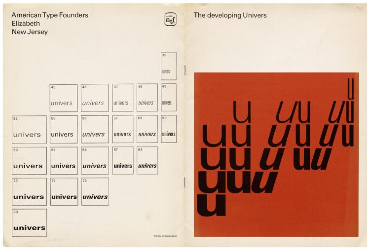 The Developing Univers Cover 002