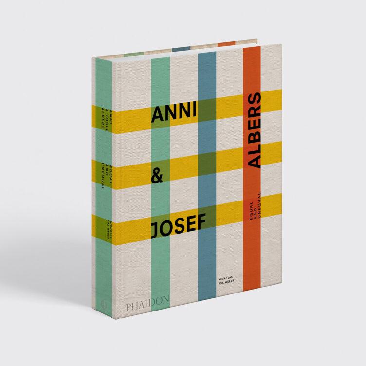 Anni & Josef Albers Cover