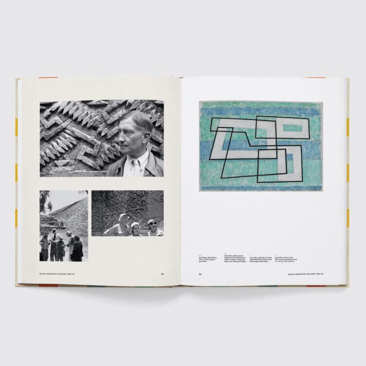 Anni & Josef Albers Spread 003