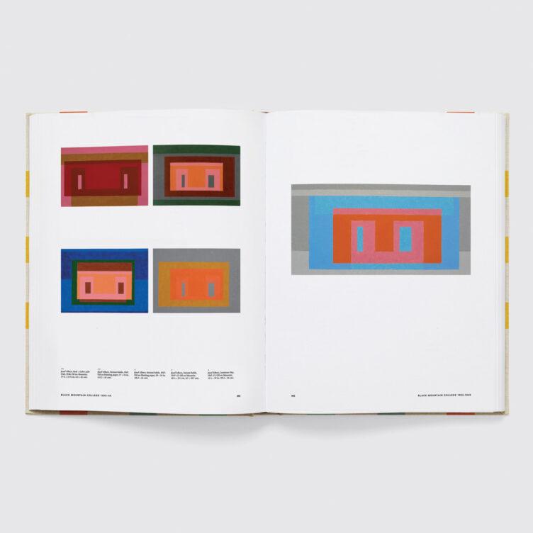 Anni & Josef Albers Spread 004