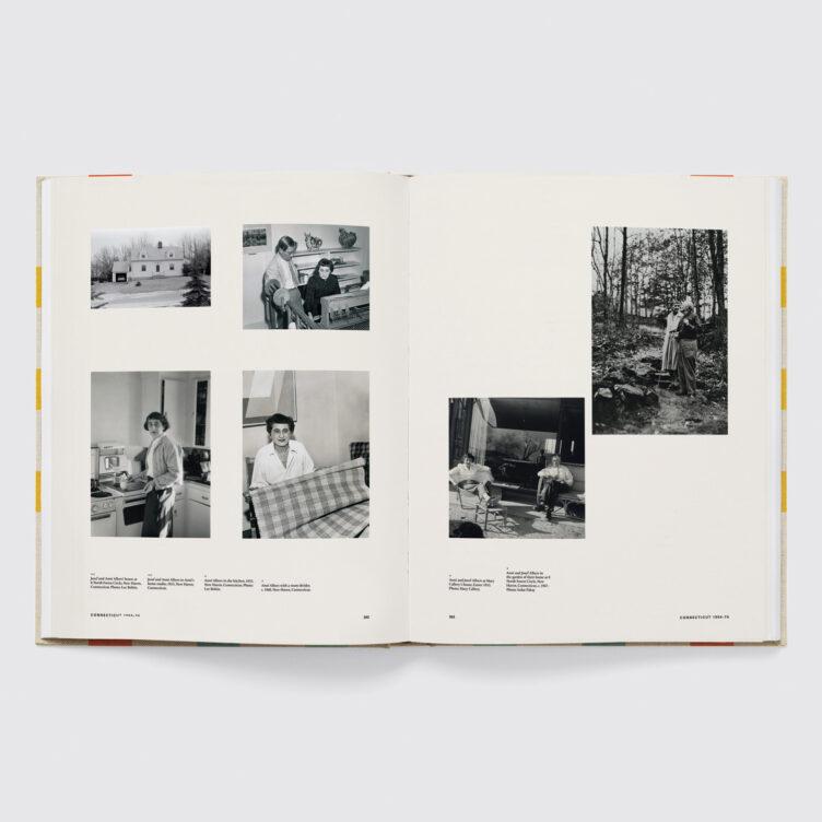 Anni & Josef Albers Spread 006