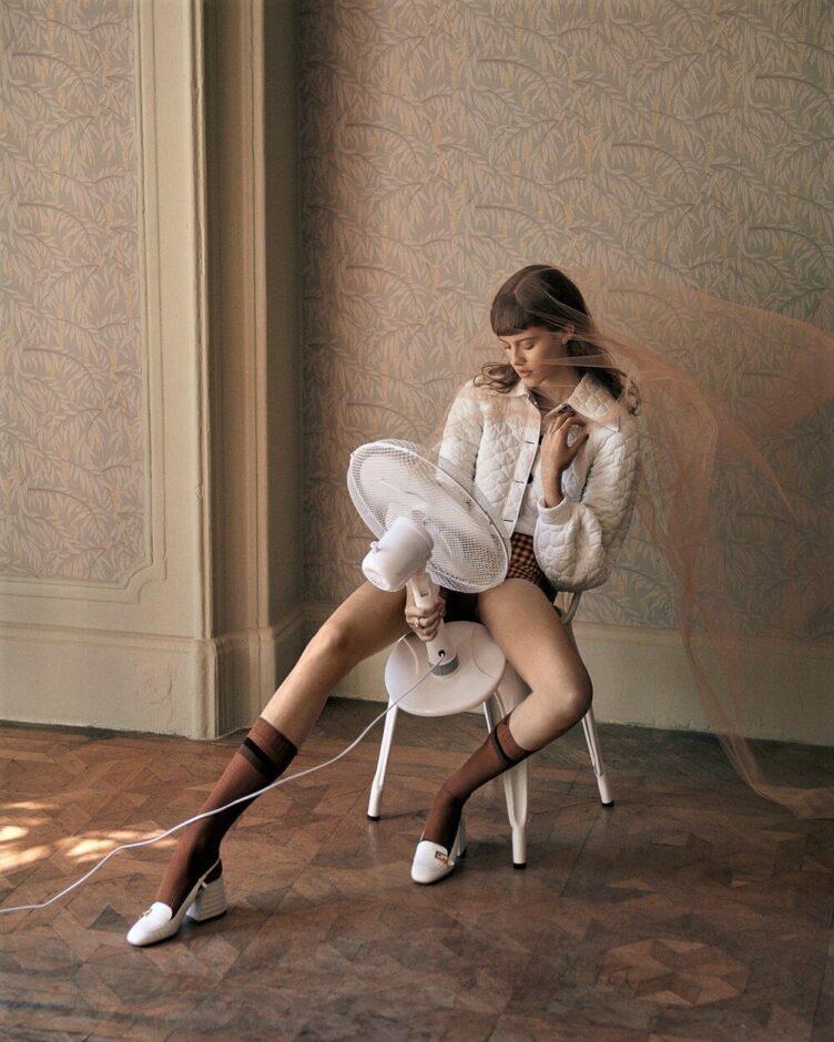 Barbora Podzimkova by Andreas Ortner Vogue Ukraine 007
