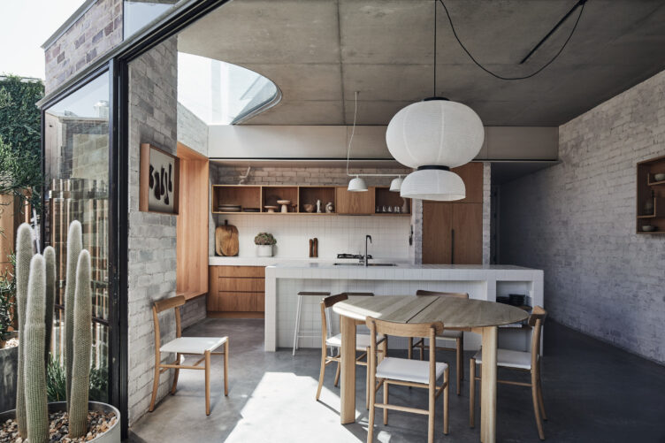 Bismarck House by Andrew Burges Architects 005
