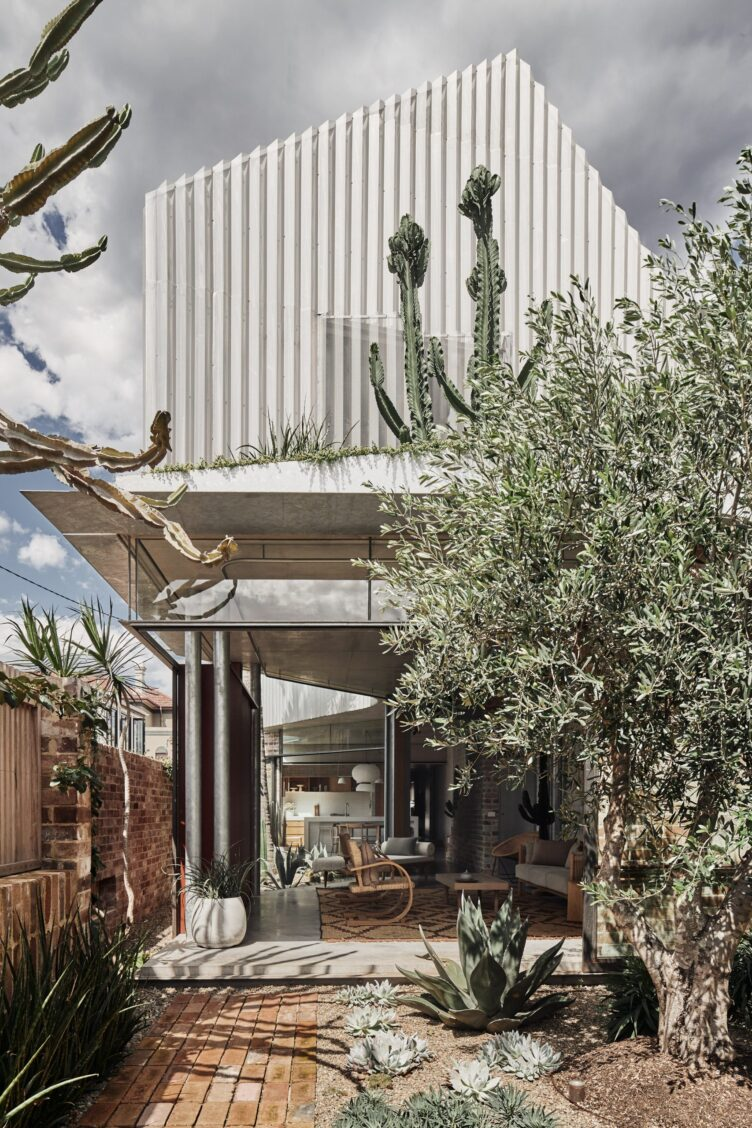 Bismarck House by Andrew Burges Architects 010