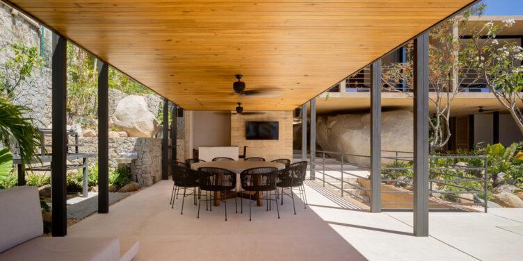 Casa Piedra by Taller de Arquitectura 003
