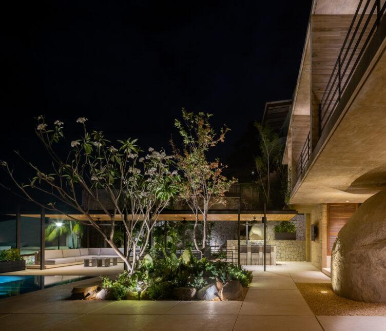 Casa Piedra by Taller de Arquitectura 005