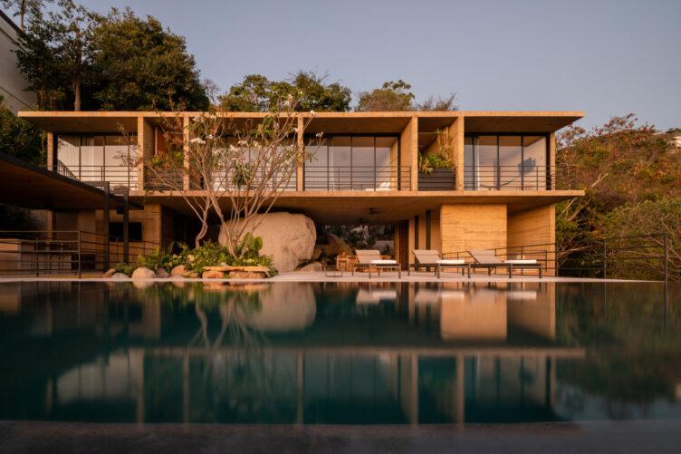 Casa Piedra by Taller de Arquitectura 006