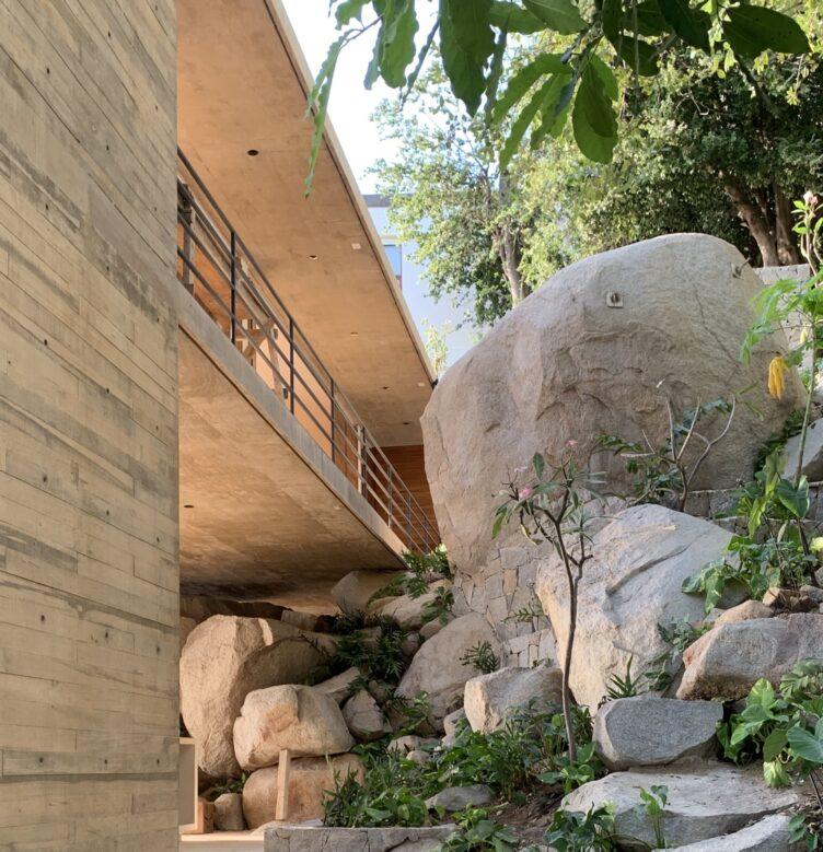 Casa Piedra by Taller de Arquitectura 008
