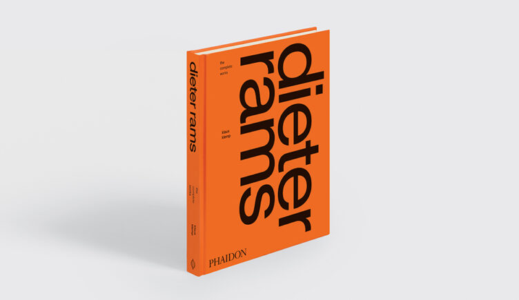 Dieter Rams: The Complete Works Cover 001