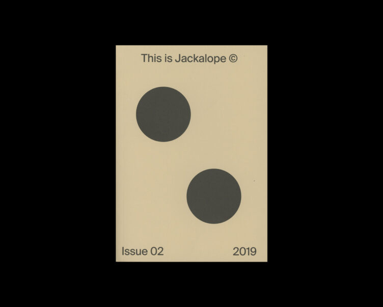 This is Jackalope Issue 02 Cover 001
