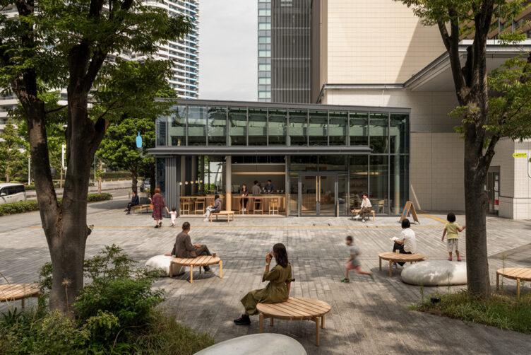 Blue Bottle Coffee - Minatomirai Café, Yokohama, Japan 011