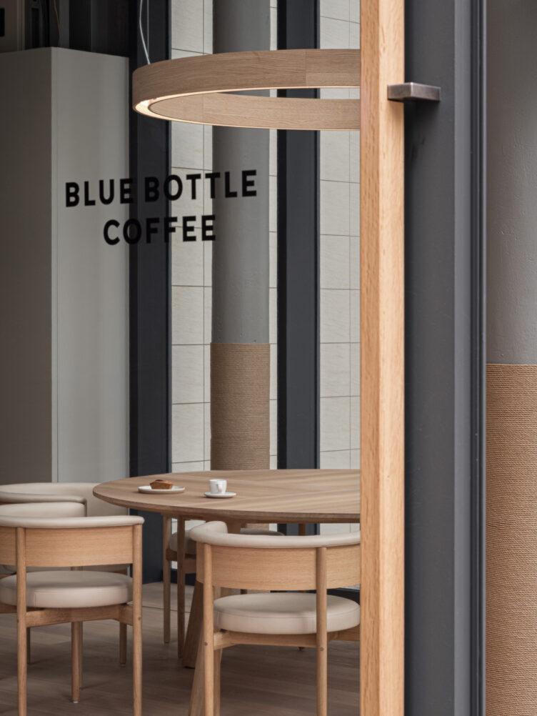 Blue Bottle Coffee - Minatomirai Café, Yokohama, Japan 001
