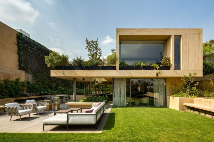 CBC House, Mexico City by Estudio MMX 001