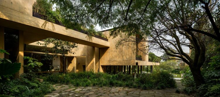 CBC House, Mexico City by Estudio MMX 005