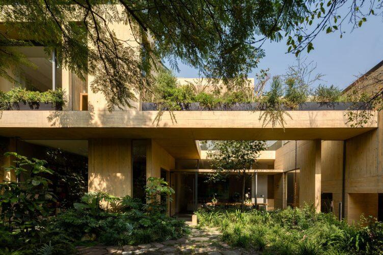 CBC House, Mexico City by Estudio MMX 006