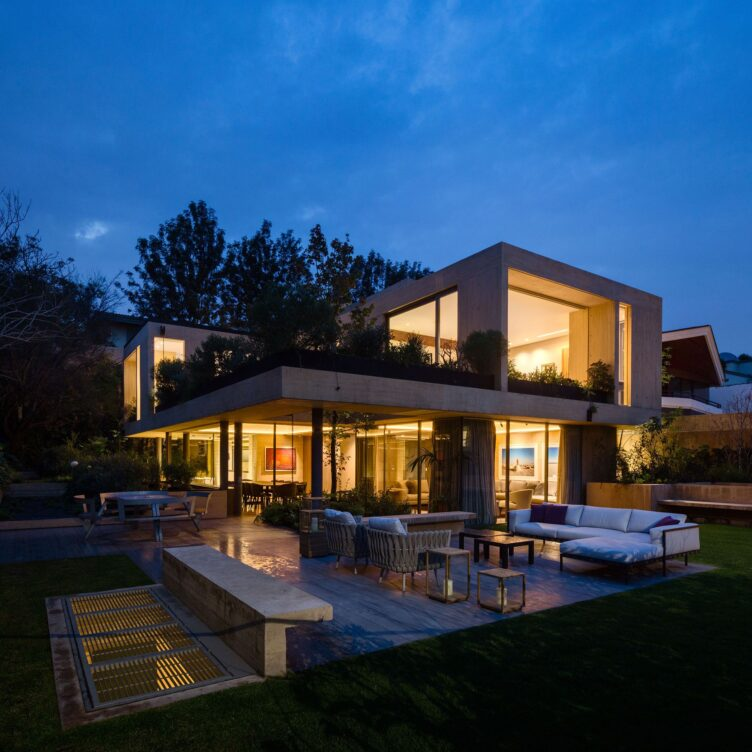 CBC House, Mexico City by Estudio MMX 011