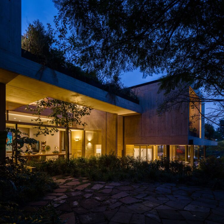 CBC House, Mexico City by Estudio MMX 013