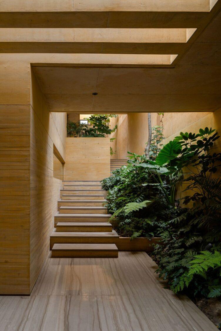 CBC House, Mexico City by Estudio MMX 016