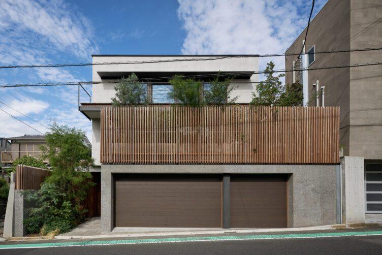 House in Yoga by Keiji Ashizawa Design 001