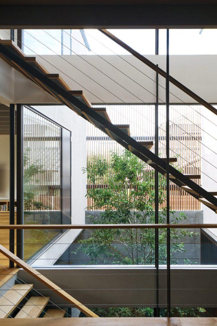 House in Yoga by Keiji Ashizawa Design 007