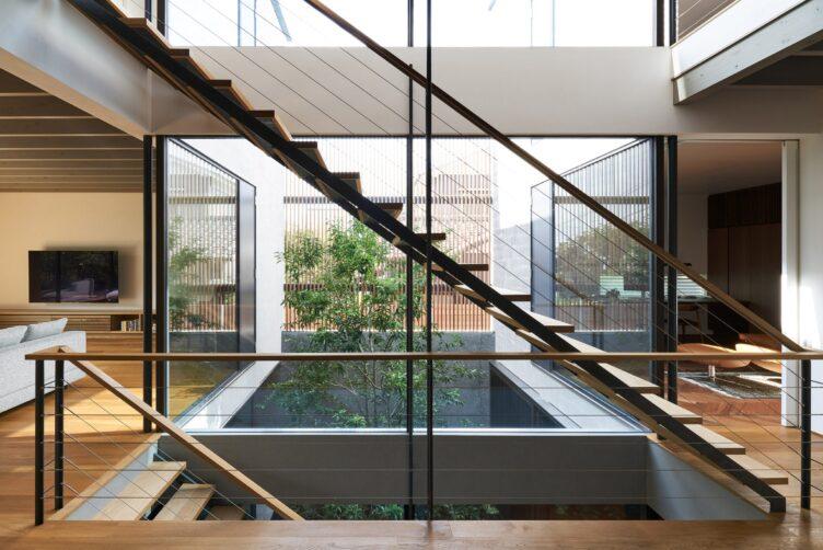 House in Yoga by Keiji Ashizawa Design 008