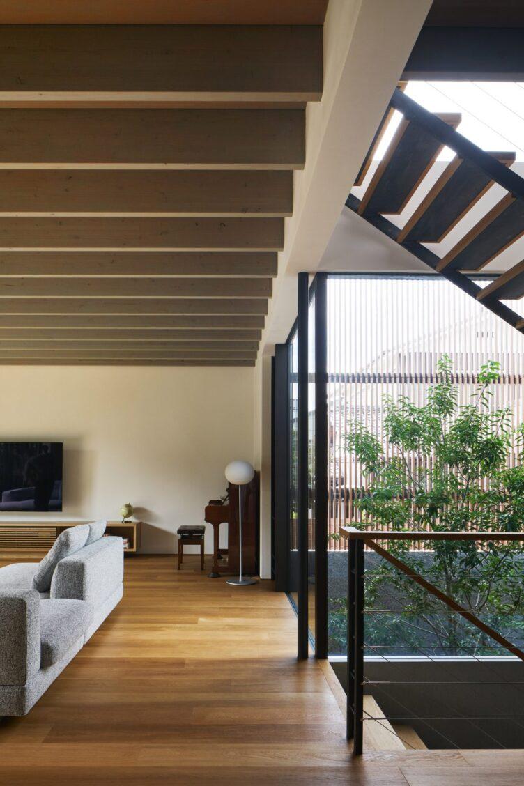 House in Yoga by Keiji Ashizawa Design 009